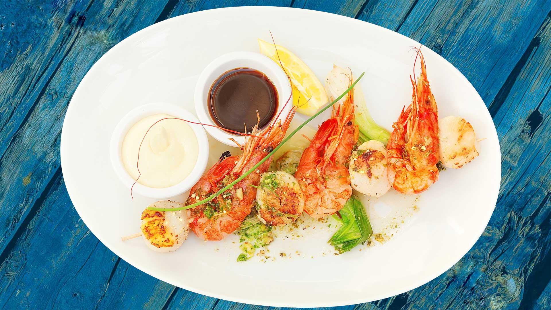 Menu-Front-de-Mer-Entree-Restaurant-Les-Planches-Argeles-sur-mer